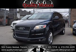 Used 2008 Audi Q7 4.2 Premium (A6) for sale in Etobicoke, ON