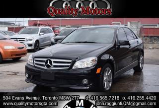 Used 2011 Mercedes-Benz C-Class C250 4MATIC for sale in Etobicoke, ON