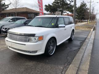 Used 2010 Ford Flex Limited w/Ecoboost for sale in Toronto, ON
