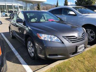 Used 2009 Toyota Camry LE with Low milegae! Local Car! for sale in Surrey, BC