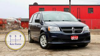 Used 2012 Dodge Grand Caravan SE | GRAND CARAVAN | ALLOYS | CLEAN CARPROOF | 7 PASSENGER for sale in Hamilton, ON