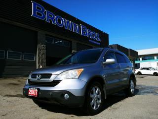 Used 2007 Honda CR-V EX-L for sale in Surrey, BC
