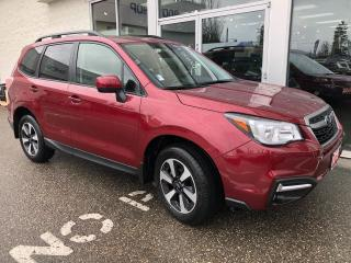 New 2018 Subaru Forester 2.5i Touring for sale in Vernon, BC