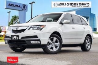 Used 2012 Acura MDX Tech 6sp at Navigation| DVD| Bluetooth| for sale in Thornhill, ON