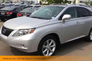 Used 2012 Lexus RX 350 Touring Navi Sunroof HUD Backu for sale in Winnipeg, MB
