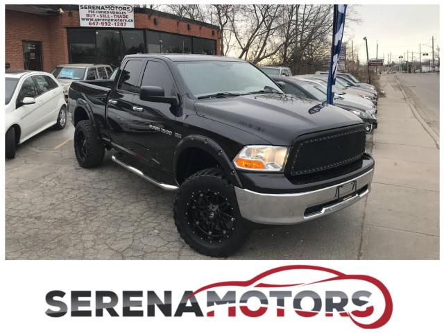 2011 Dodge Ram 1500 SLT | QUAD CAB | HEMI | LIFT KIT | NO ACCIDENTS