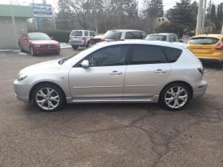 Used 2008 Mazda MAZDA3 GS SPORT for sale in Guelph, ON