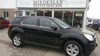 Used 2013 Chevrolet Equinox LS for sale in Mono, ON