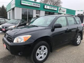 Used 2008 Toyota RAV4 Base l AWD l No Accidents for sale in Waterloo, ON