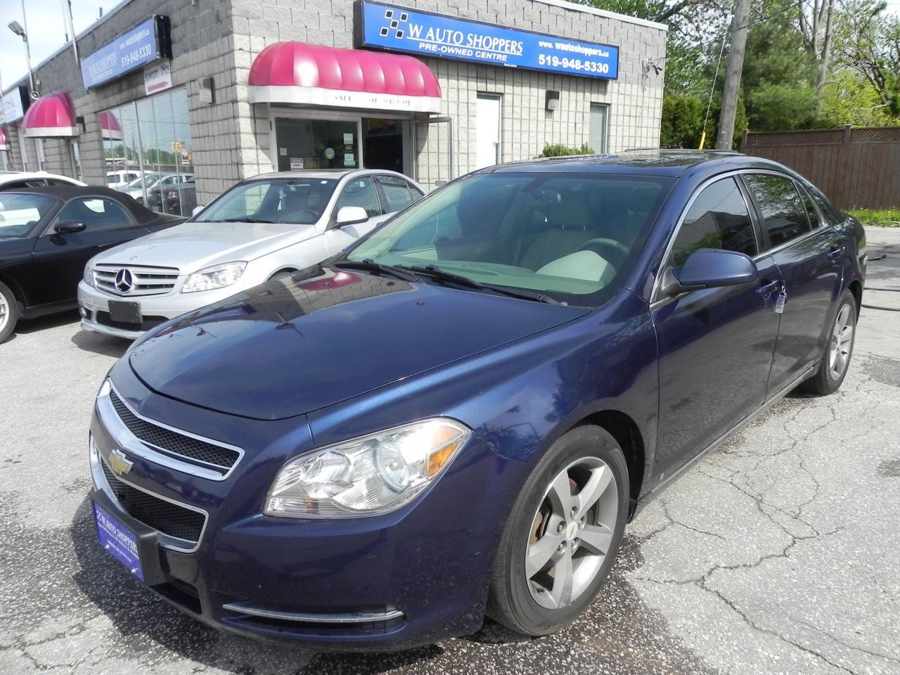 Photo of Blue 2009 Chevrolet Malibu
