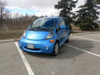 Used 2012 Mitsubishi i-MiEV ES for sale in Mississauga, ON