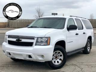 Used 2009 Chevrolet Suburban LS **ACCIDENT FREE** FINANCING AVAILABLE for sale in Mississauga, ON