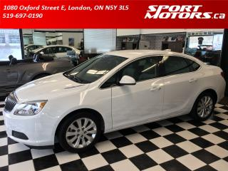 Used 2015 Buick Verano Bluetooth! A/C! Keyless Entry! Cruise Control! for sale in London, ON