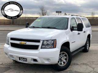 Used 2011 Chevrolet Suburban 4WD **ACCIDENT FREE** FINANCING AVAILABLE! for sale in Mississauga, ON