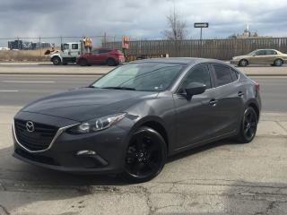 Used 2015 Mazda MAZDA3 GS BACK UP CAM/ALLOYS **FINANCING AVAILABLE** for sale in Mississauga, ON