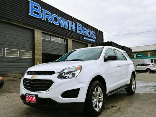 Used 2016 Chevrolet Equinox LS, Local, Accident free for sale in Surrey, BC
