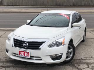 Used 2015 Nissan Altima 2.5 S **FINANCING AVAILABLE** for sale in Mississauga, ON
