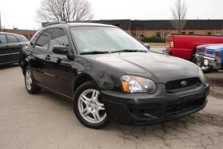 Used 2005 Subaru Impreza RS for sale in Mississauga, ON