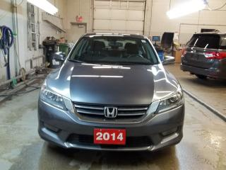 Used 2014 Honda Accord EX-L for sale in Woodstock, ON