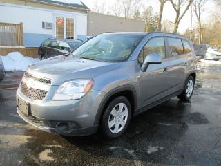 Used 2013 Chevrolet Orlando LT for sale in Scarborough, ON