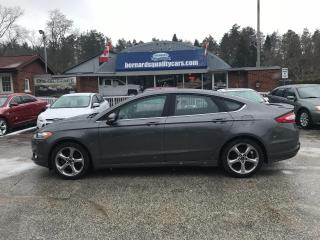 Used 2013 Ford Fusion SE for sale in Flesherton, ON