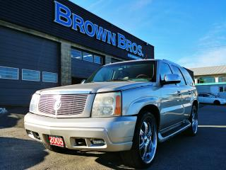 Used 2005 Cadillac Escalade for sale in Surrey, BC