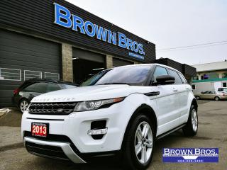 Used 2013 Land Rover Evoque Dynamic Premium for sale in Surrey, BC