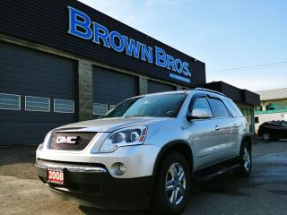 Used 2008 GMC Acadia SLT2, Lthr, Htd seats for sale in Surrey, BC