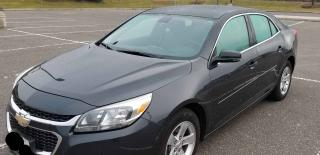 Used 2015 Chevrolet Malibu LS for sale in Scarborough, ON