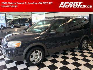 Used 2008 Pontiac Montana New Brakes & Tires! Remote Start! A/C! for sale in London, ON