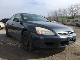 Used 2007 Honda Accord for sale in Pickering, ON