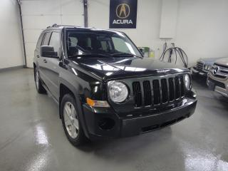 Used 2010 Jeep Patriot 4X4,VERY CLEAN,NO ACCIDENT for sale in North York, ON