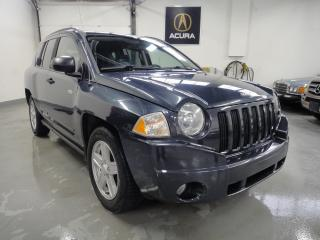 Used 2008 Jeep Compass |CLEAN CARPROOF|LOW KM's|ALL SERVICE RECORDS| for sale in North York, ON