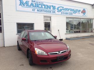 Used 2006 Honda Accord EX-L for sale in St Jacobs, ON