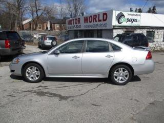 Used 2011 Chevrolet Impala for sale in Scarborough, ON