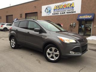 Used 2014 Ford Escape SE - 4WD - 2.0L-BACK UP CAM-HEATED SEATS-BLUETOOTH for sale in Aurora, ON