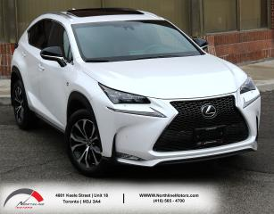 Used 2015 Lexus NX NX 200 |FSport Series 2 |Navigation |Camera | HUD for sale in North York, ON