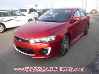 Used 2016 Mitsubishi LANCER ES 4D SEDAN 2.4L for sale in Calgary, AB