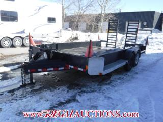 Used 1985 GMC CAR HAULER TANDEM  UTILITY TRAILER for sale in Calgary, AB
