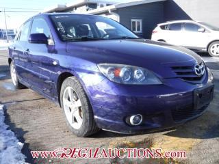 Used 2006 Mazda MAZDA3  4D HATCHBACK for sale in Calgary, AB