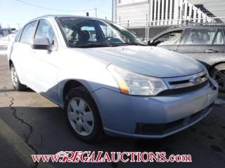 Used 2008 Ford FOCUS  4D SEDAN for sale in Calgary, AB