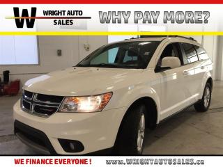 Used 2014 Dodge Journey SXT|7 PASSENGER|BLUETOOTH|86,517 KMS for sale in Cambridge, ON