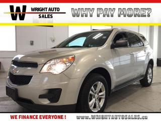 Used 2015 Chevrolet Equinox LS|AWD|TRACTION CONTROL| 83.274 KMS for sale in Cambridge, ON