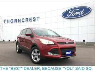 Used 2014 Ford Escape SE-4x4-One Owner-New Tires for sale in Etobicoke, ON