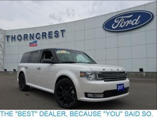 Used 2017 Ford Flex Reduced !-AWD-Leather-Nav for sale in Etobicoke, ON