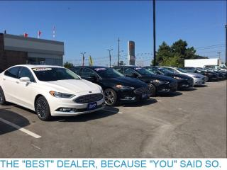 Used 2017 Ford Fusion SE-2.0L-AWD-LOOK at Options for sale in Etobicoke, ON