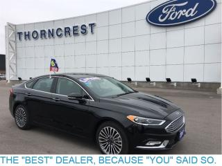 Used 2017 Ford Fusion Titanium-AWD-2.0L-Last One for sale in Etobicoke, ON