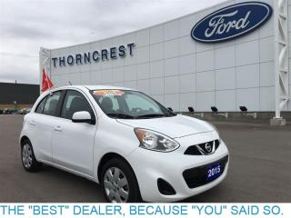 Used 2015 Nissan Micra 5 Dr Hatch-Call Now !Cheap ! for sale in Etobicoke, ON