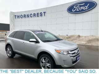 Used 2014 Ford Edge SEL-V6-Nav-Roof-20 In for sale in Etobicoke, ON