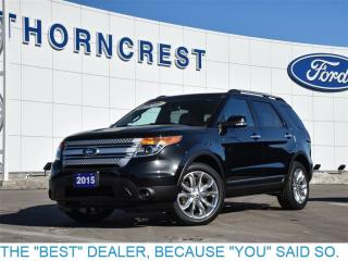 Used 2015 Ford Explorer XLT-Rare-Quad Captains Chairs for sale in Etobicoke, ON